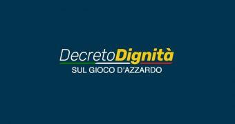 bookmaker e decreto dignità
